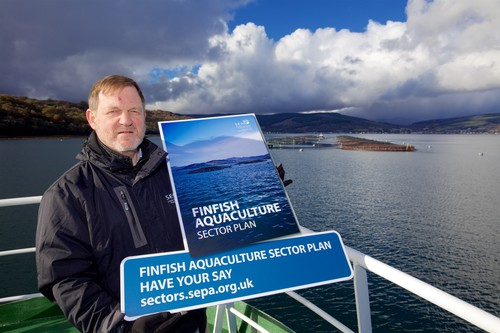 SEPA salmon farming consultation