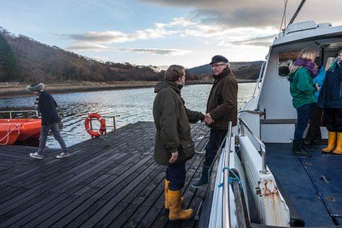 Loch Sunart Boat Trip