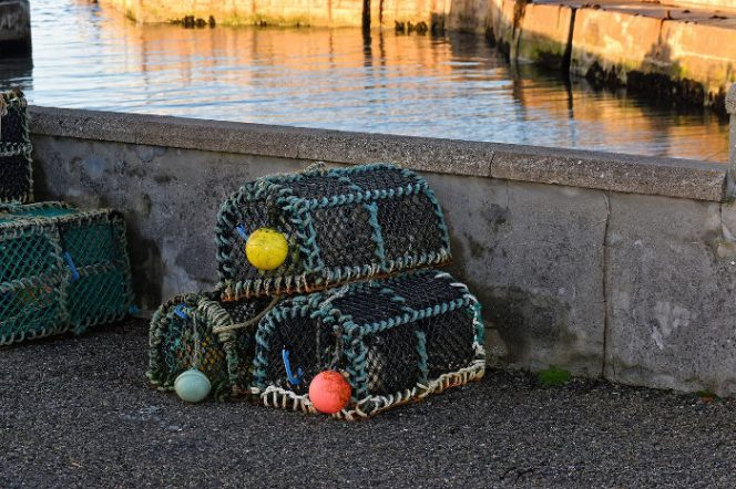 creel fishermen, creel, creels, pots, fishing