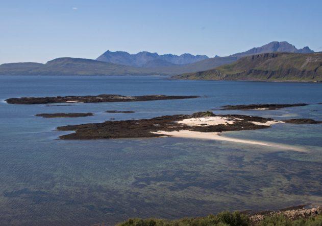 Skye, SSSi, Loch Eishort
