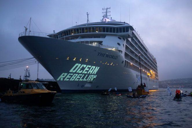 Ocean Rebellion