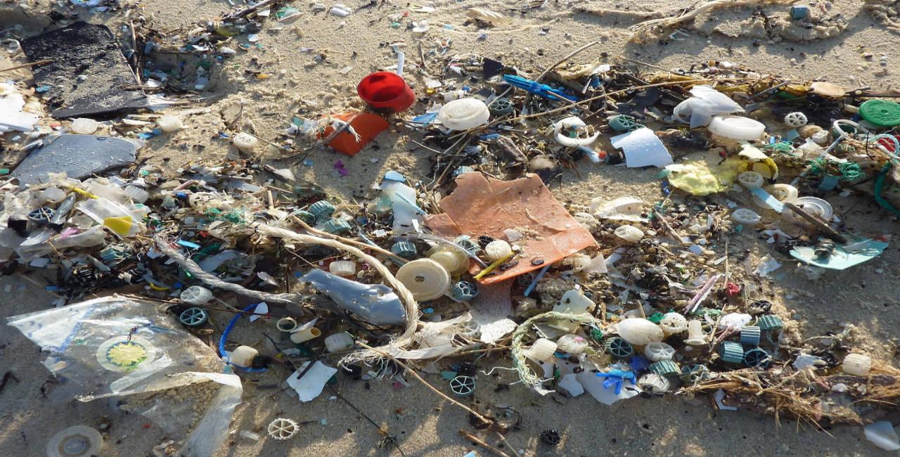 marine litter plastics